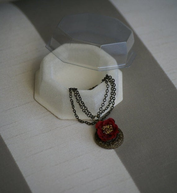 Triple chain necklace - all sizes, made to order
