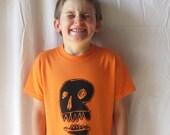 Children's t-shirt: SKULL
