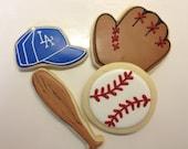 Baseball or Softball Cookie Collection