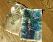 The Willow Oracle Card Bag