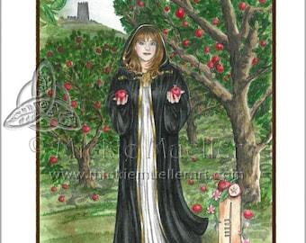 The Apple Card Giclee Print