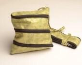 Convertible Zipper Bag/Belt