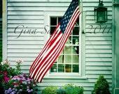 11x14 American Flag