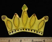 Ceramic Tiara or Crown