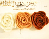 Baby Girl Flower Headband - Baby Girl Headband - Baby Girl Hair Flower - You Pick Any Color