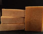 UNSCENTED Goatmilk Oatmeal and Manuka Honey soap