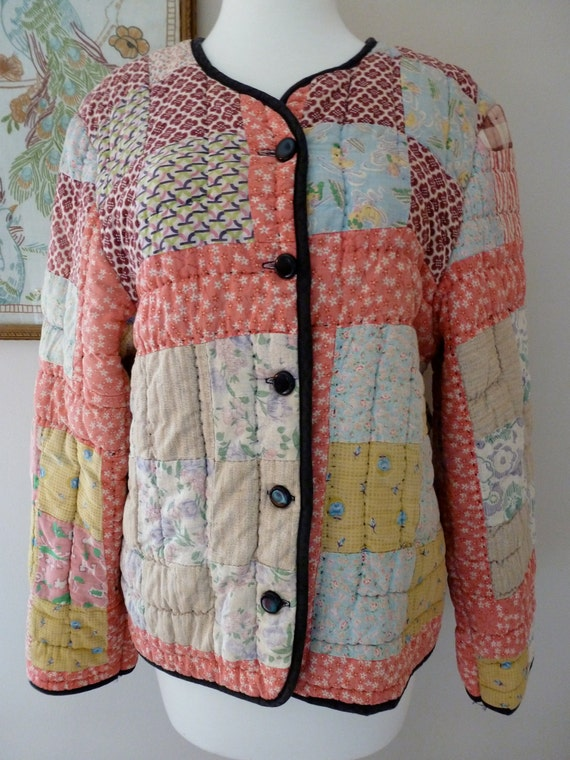 You searched for: quilted jacket! Etsy is the home to thousands of handmade, vintage, and one-of-a-kind products and gifts related to your search. No matter what you're looking for or where you are in the world, our global marketplace of sellers can help you find unique and affordable options. Let's get started!