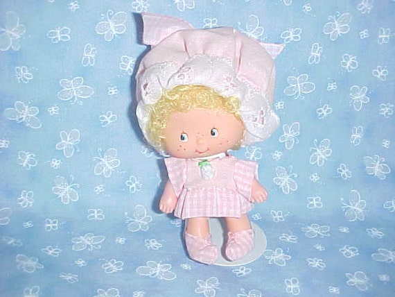 Vintage Strawberry Shortcake Doll Custom BABY Needs a NAME Never Made by Kenner