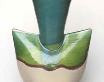 Thunderbird vase