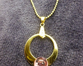 Sailor Moon Inspired Pendant