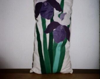 Iris Pillow