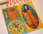 Vintage 1970-1971 Fall Winter McCalls Needlework & Crafts Magazine