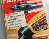 FANTASTIC, Vintage Science Fiction Magazine, January 1966, Ziff-Davis Publishing
