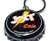 Jolt Cola Bottle Cap Customizable ID Tag
