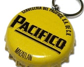 Pacifico Beer Cap Customizable ID Tag