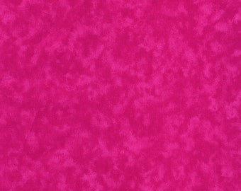 """45"""" Fuschia Marbleized Cotton Print Fabric-15 Yards Wholesale by the Bolt"""