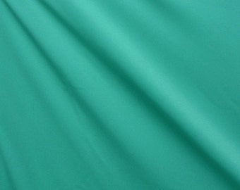 """58-60"""" Teal Matte Tricot-12 Yards Wholesale by the Bolt"""