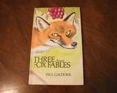 Three Aesop Fox Fables by Paul Galdone, 1971