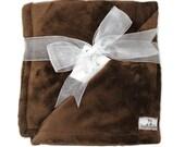 Clearance SALE Minky Chenille Peekaboo Blankets Baby Blanket
