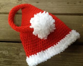 Darling Long Tail Hat Crochet Pattern