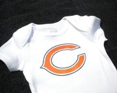 New England Patriots ONESIE.. Chicago Bears.. New York Giants.. Dallas Cowboys onesie ...  Personalized onesies
