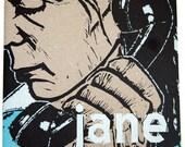 Zine - JANE