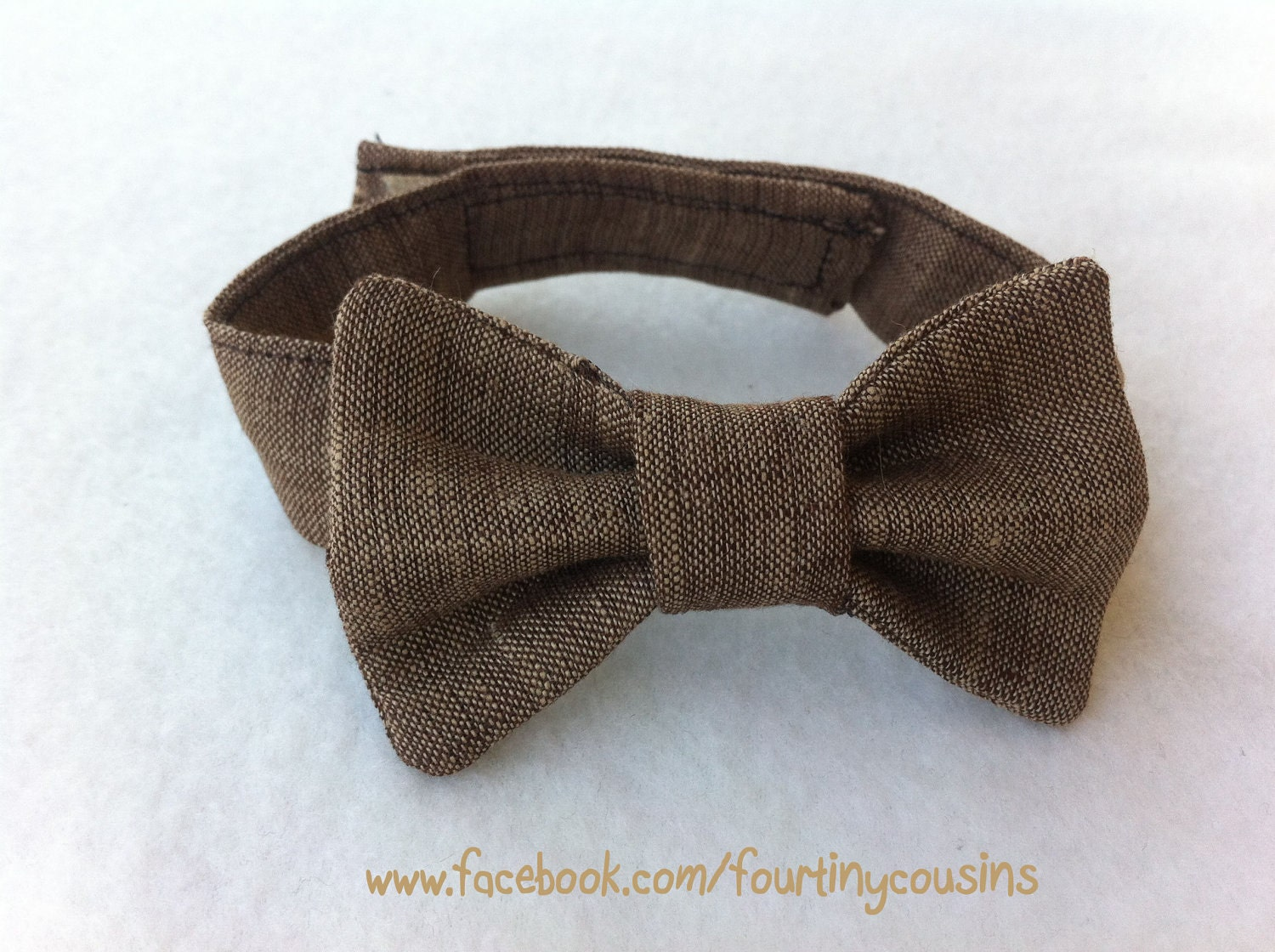 boys bow tie linen bow tie baby boy photo by fourtinycousins