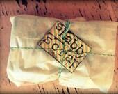 Reserved 50 Vintage Hankie Invitations