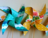 Custom Order for Julia 6 Large Pinwheels