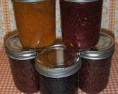 Homemade Spiced Nectarine Jam