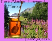 Homestead Alaskan Fireweed Honey