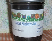 Wild Alaska Spiced Blueberry Jam