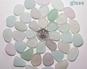 Pretty Pastels Genuine Beach Sea Glass (V3) Free Shipping in US