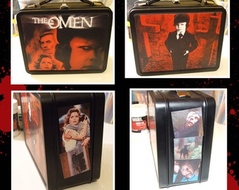 The Omen Custom Lunch Box