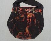 Ozzfest '03 Ozzy Osbourne reversible sling bage