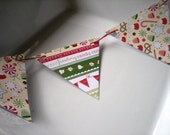 Christmas Decoration Paper Bunting