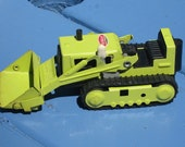 VINTAGE METAL Collectible Tonka Front Loader 1974/75 Childrens Toy Construction -- PRIORITY Shipping Included
