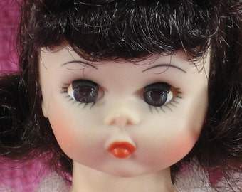 Vintage, 8 inch Madame Alexander Doll, Pink, Ballerina, Collectible, Mint in Box, Dancer