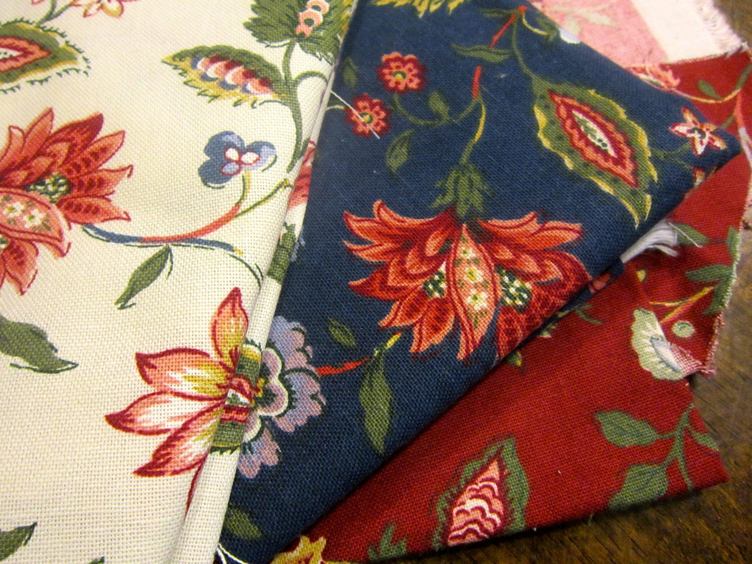 items similar to colonial home decor coordinating fabric
