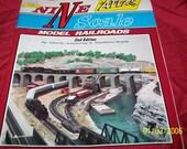 Scale Model Railroads Atla Ho Railroads  2nd Editions Manuals Books