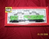 Life-Like Model Train Hopper HO Scale