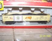 State of North Carolina Train HO Scale Model Toy