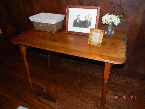 Antique Simplicity Salesman Folding Table