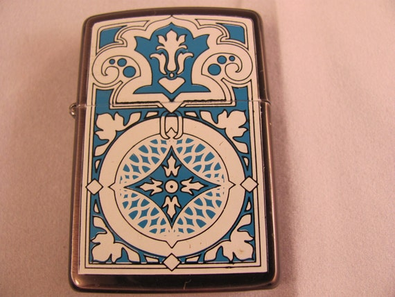 Collectible Zippo from Camel, Turkish Design