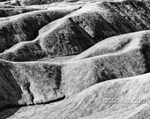 Fine Art Photography - The Badlands III - Giclee Print