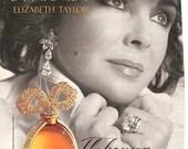 Factice by Elizabeth Taylor, White Diamonds