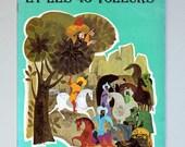 Ali Baba et les 40 voleurs illustrated by A.Touzsousova