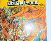Circus, Ringling Bros. and Barnum and Bailey, 1971 101st Edition Souvenir Program & Magazine