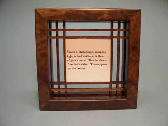 Walnut Photograph Frame
