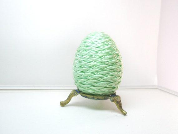 Easter Egg   Green  Souvenir